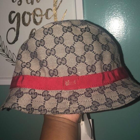 0097905f Gucci Accessories | Kid Bucket Hat | Poshmark